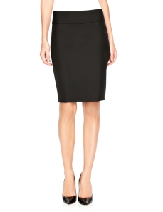 The Limited Black Collection Angle Seam Pencil Skirt $59.90