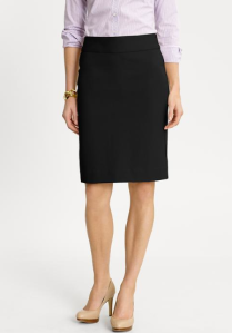 Banana Republic Sloan Pencil Skirt $79.50