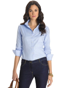 Brooks Brothers Non-Iron Tailored Fit Dress Shirt $98.50